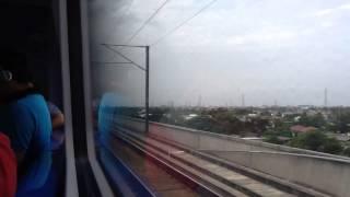 泰國曼谷機場線「Airport Rail Link」「CITY LINE」列車:「HUA ...