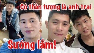 Sinh nhật Đình Trọng & chuyện thần tượng là anh ruột | Vlog Minh Hải