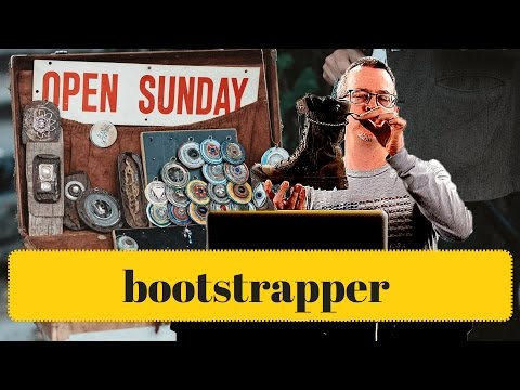 Learn English: Daily Easy English 1070: bootstrapper