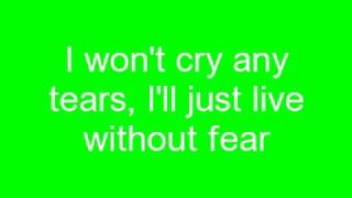 I Don't Think About It- Emily Osment + lyrics on screen