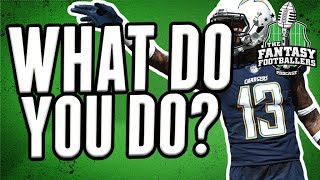What Should Fantasy Football Owners Do With Keenan Allen?