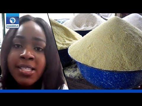 Why Price Of Garri Is Rising | Nigeria 17 June 2021