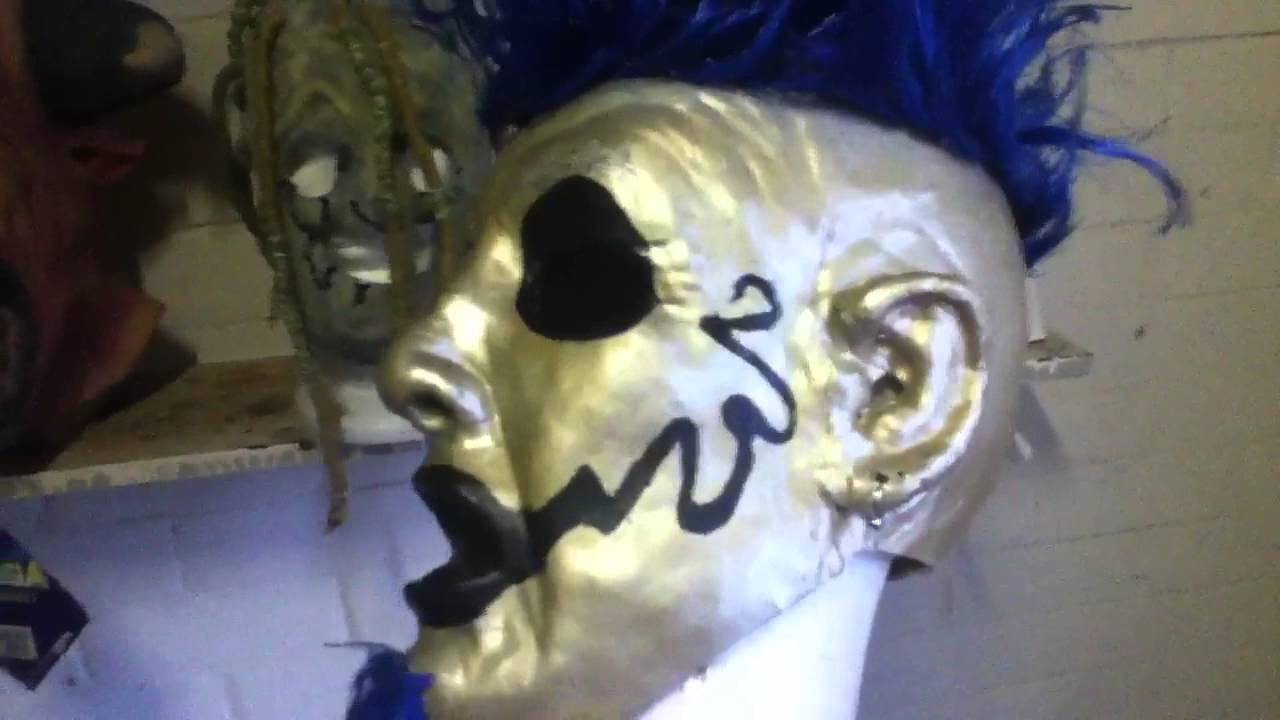 Mask Update Ghost Glow Chad Gray Hell Hound Youtube