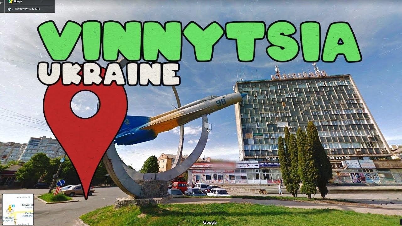 Let's take a tour by Ukraine Vinnytsia