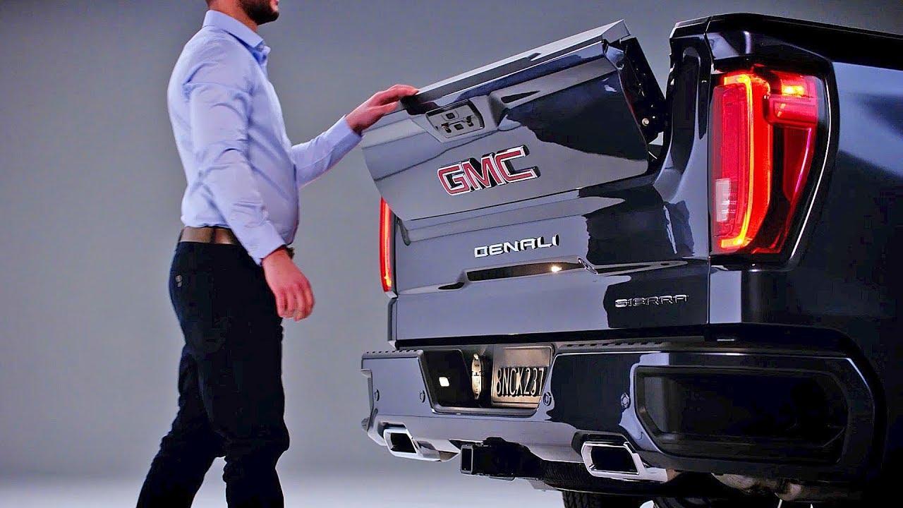 2019 Gmc Sierra Ready To Fight Ford F 150