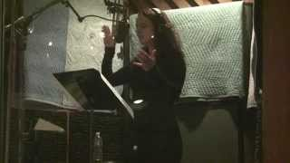 "Melissa Errico sings ""Hurry Home"" film soundtrack by Michel Legrand / Cannes Film Festival"
