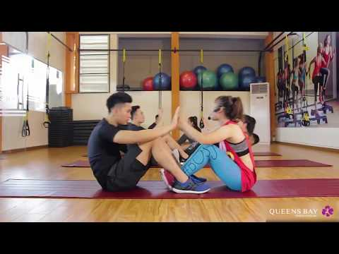 Queens Bay - Tổ hợp Chăm sóc sức khoẻ FItness, Yoga and Spa hàng đầu Việt Nam