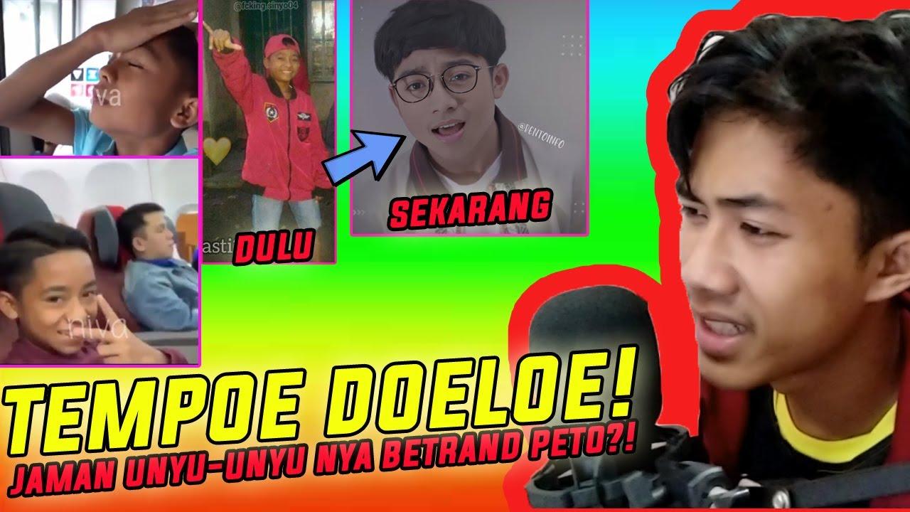 BETRAND PETO JAMAN DULU VS SEKARANG?!