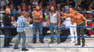 Robbie E and Jessie Godderz' CeleBROtion gets Interrupted - Oct 24, 2013