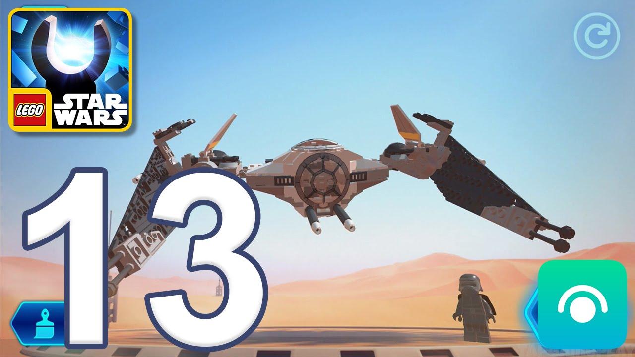 lego star wars force builder - gameplay walkthrough part