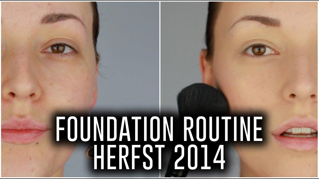 Foundation aanbrengen beautygloss