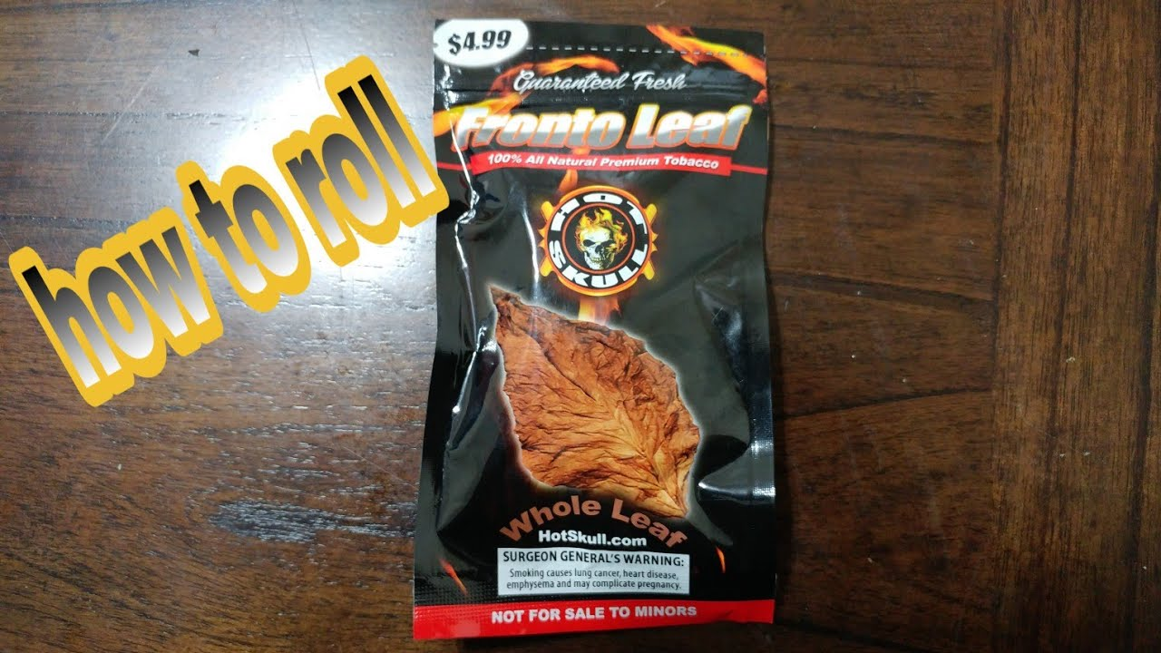 Hot skull fronto leaf review