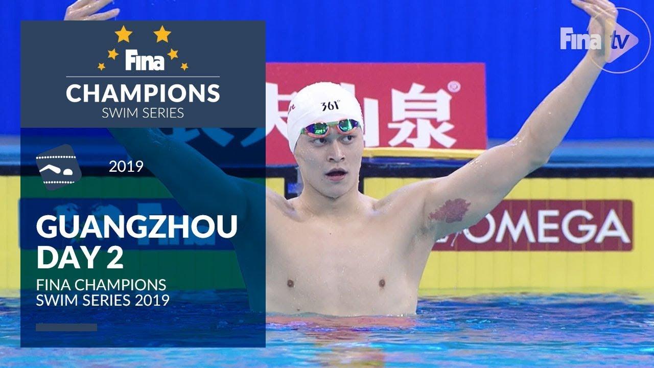 8dee9bfeadf Highlights Day 2 - Guangzhou (CHN) - FINA Champions Swim Series 2019 ...