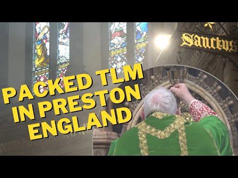 PONTIFICAL HIGH MASS, SHRINE CHURCH OF ST THOMAS OF CANTERBURY & ENGLISH MARTYRS
