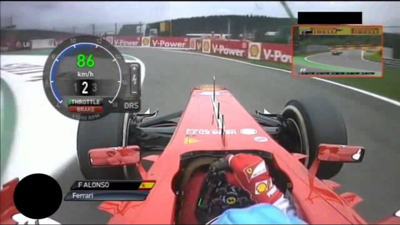 Circuito Spa : Circuito de f1: spa francorchamps bélgica youtube