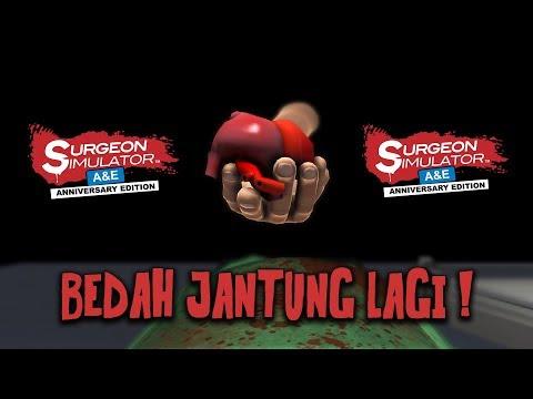 BEDAH JANTUNG LAGI ?! (Surgeon Simulator Malaysia) - Doktor Oohami | Part 1