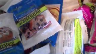 Nutrisystem Arrived !!! 05/10/2011 2nd Box