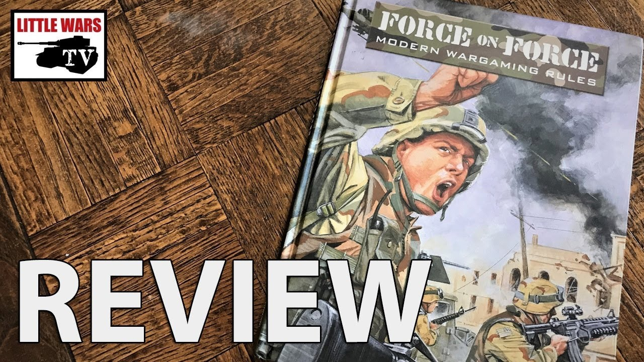 Force on Force Rule Review