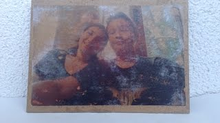How To Transfer A Photo Onto Wood - Diy Crafts Tutorial - Guidecentral