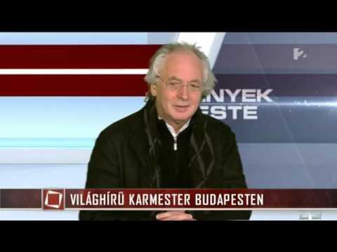 Philippe Herreweghe-interjú
