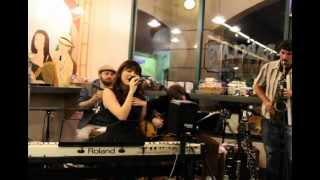 Ami Maeda-Mull with Aaron Chavez - Percussion, Brice Albert - Gtr, ...