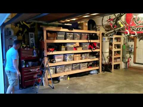Brown Garage Project