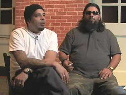 Interview with Frank & Stef from Deftones (1/3)