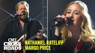"""Nathaniel Rateliff & Margo Price Perform """"Say It Louder"""" 