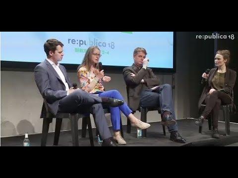 re:publica 2018 – Künstliche Intelligenz, Algorithmen und die Arbeit von Morgen