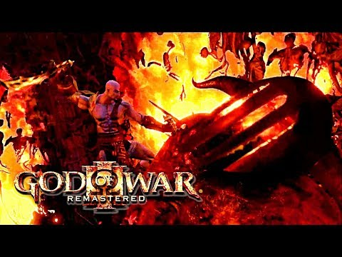 GOD OF WAR 3 - SEM TOMAR DANO - LEVOU 1 HIT RESETA O JOGO - VERY HARD