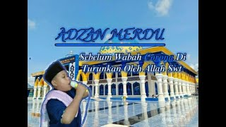 Berkumandang Adzan || F Bima HM
