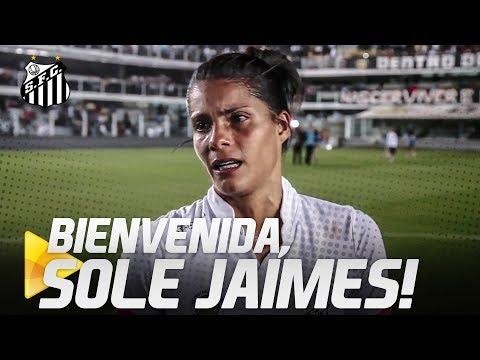 SOLE JAIMES ESTÁ DE VOLTA! #BIENVENIDASOLE
