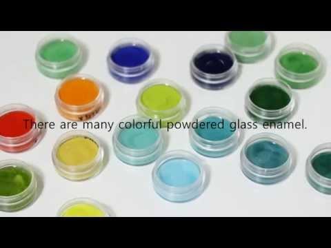 How To Make Cloisonne Enamel Jewelry By Oddblanc Youtube