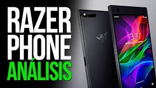 Razer Phone, Vídeo Análisis