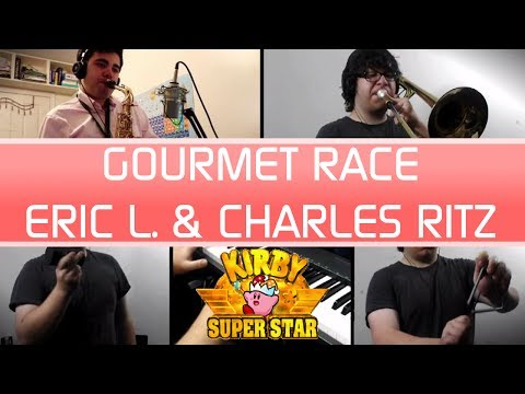 Kirby Super Star - Gourmet Race: Jazz Cover ‖ Eric L. & Charles Ritz