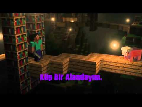 Minecraft Song - ♪ Cube Land ♪...