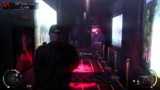 Hitman Absolution on NVIDIA Geforce 210---1080p{ HD+3D} gameplay