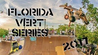 Florida Vert Series - Merritt Island 2017