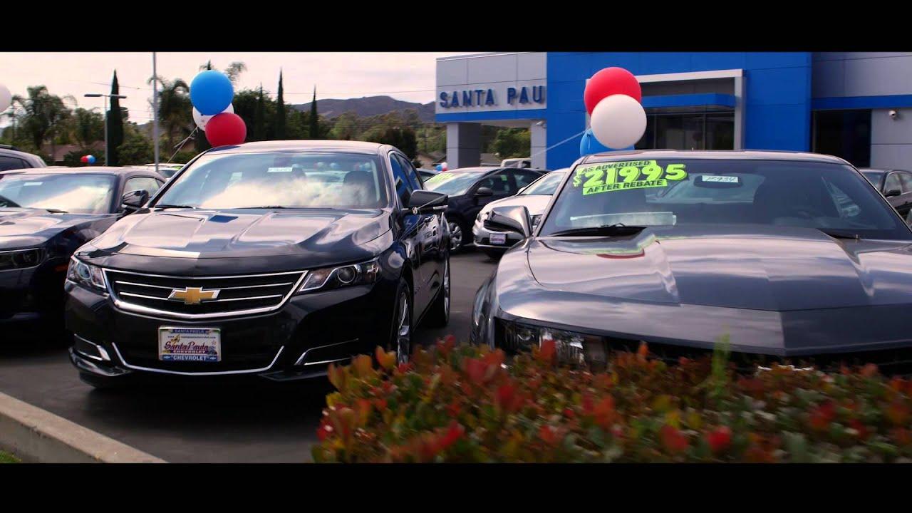 Santa Paula Chevy >> Why Buy At Santa Paula Chevrolet