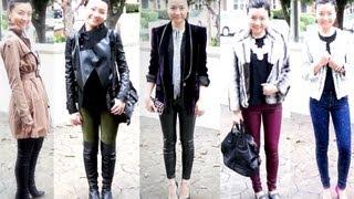 Style Lookbook- Fall Winter Basic Jacket Fashion 2012- 2013 Thumbnail