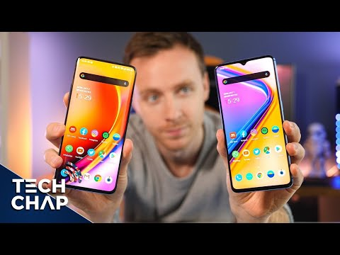 OnePlus 7T vs OnePlus 7T Pro - FULL REVIEW   The Tech Chap