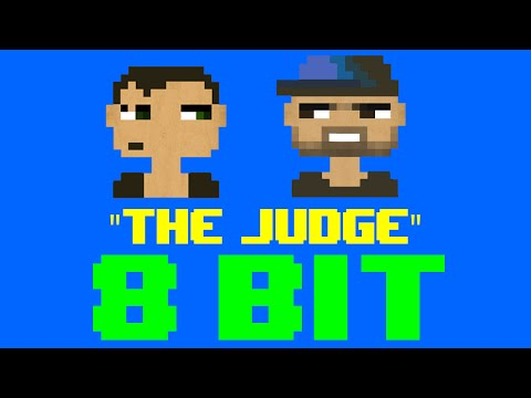 The Judge (8 Bit Remix Cover Version)...