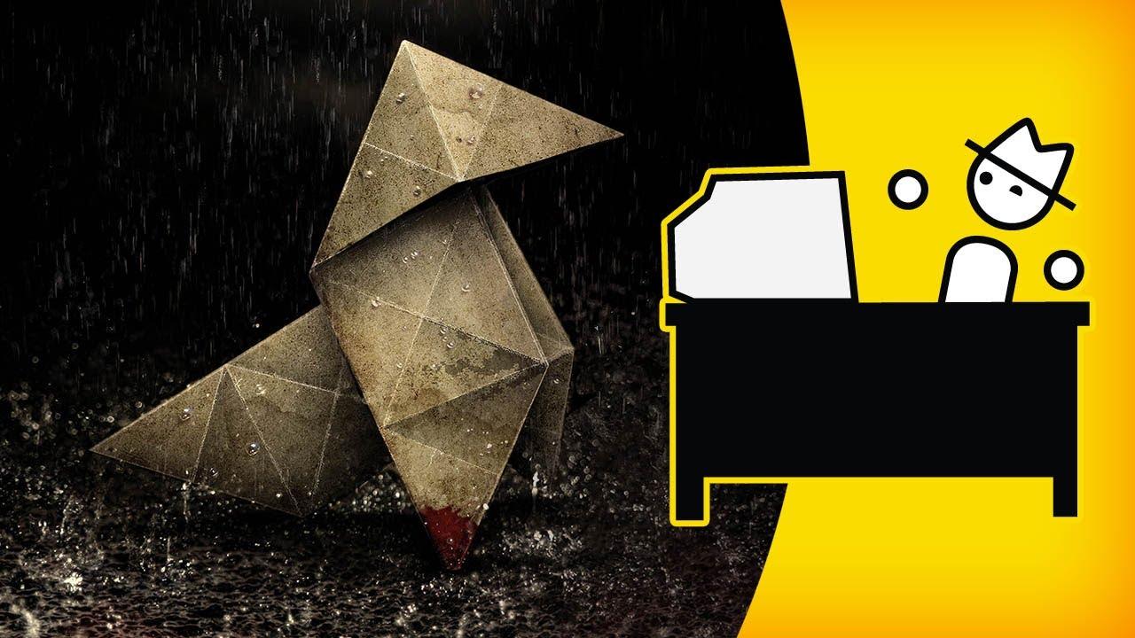 HEAVY RAIN (Zero Punctuation) (Video Game Video Review)