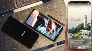 Samsung Galaxy NOTE 8 & iPhone 8 - What do we know so far !!!