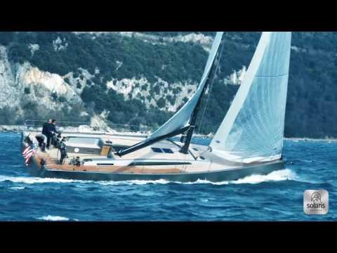Яхта SOLARIS 50