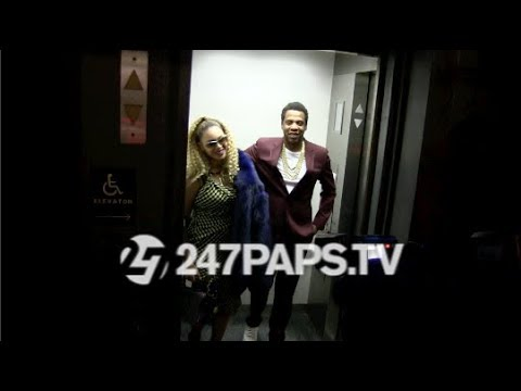 Download Youtube: (EXCLUSIVE) Beyonce and Jay Z Pose for Iconic Elevator Photoshoot for his Birthday in NYC 120417