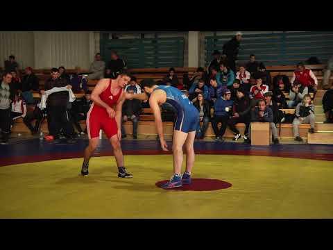 Финальная схватка до 82 кг Бислан Ассакалов (Адыгея)- Осман Османов (Судак)