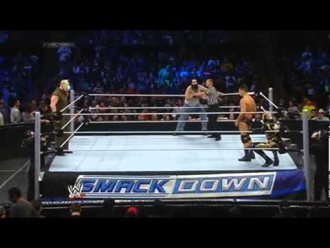 WWE Friday Night SmackDown 20 12 2013