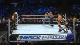 WWE Friday Night SmackDown 20 12 2013