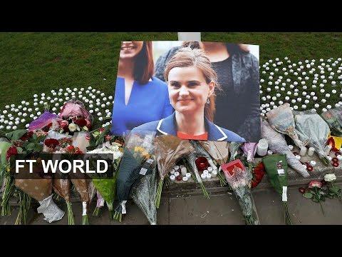Sir John Major on death of Jo Cox MP   FT World